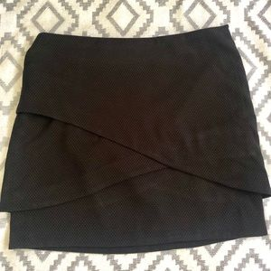 FORENZA tiered career skirt